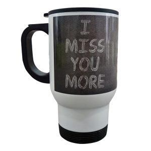 Travel Mug Valentine Romantis