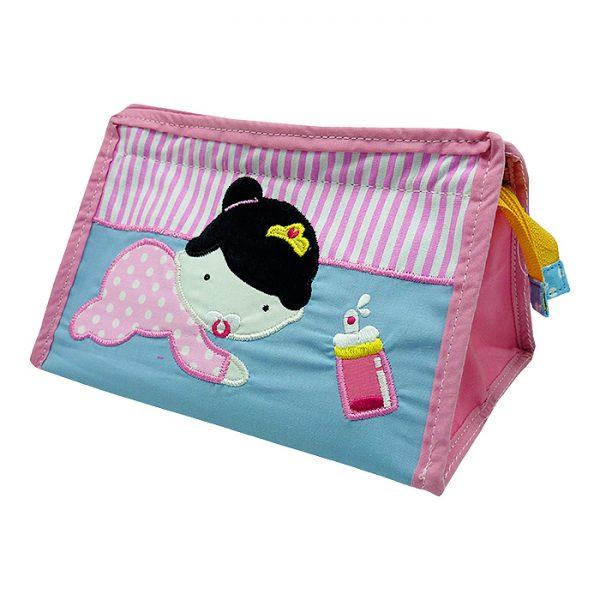 Tas Toiletries Segitiga Baby Amelia 2