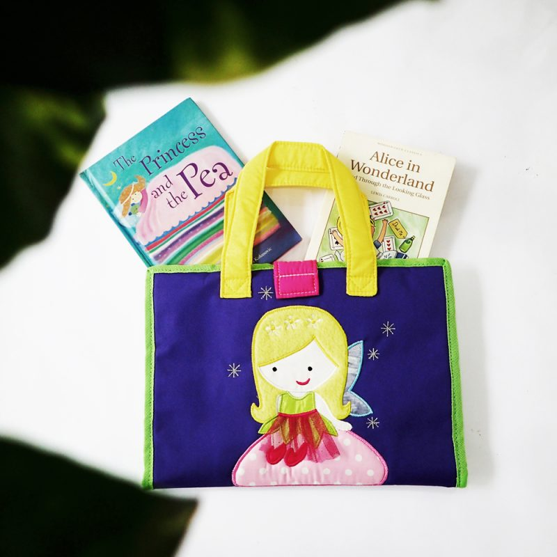 Art Bag Corat Coret Ashley Fairy