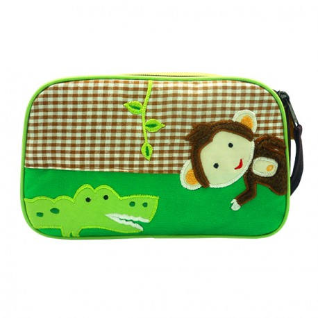 Toiletries Bag Nathan Monkey & Croco