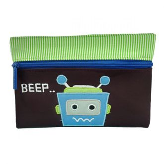 Pencil Pouch George Robot