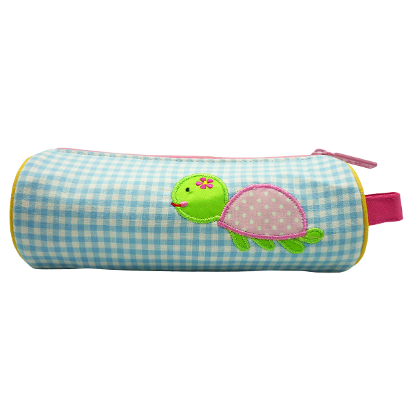 Pencil Pouch Berry Turtle