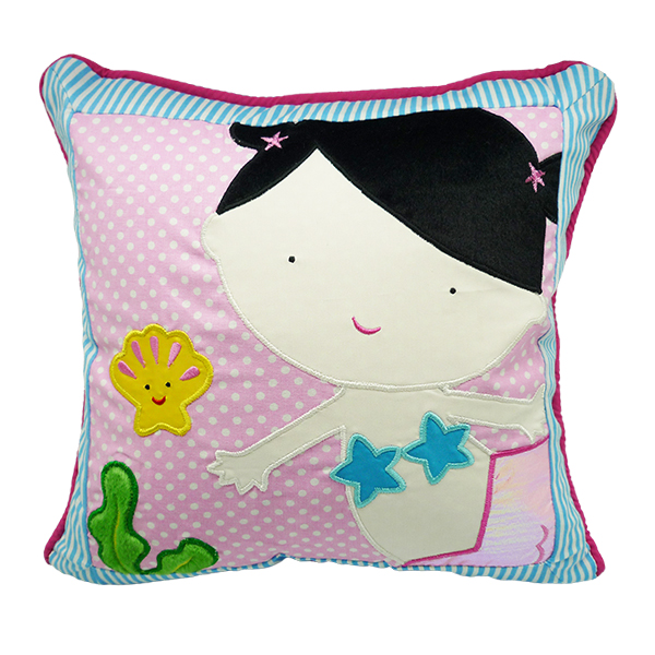 Cushion Mermaid