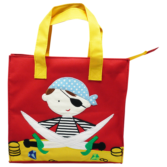 Kennedy Tote Bag – Captain Kidd