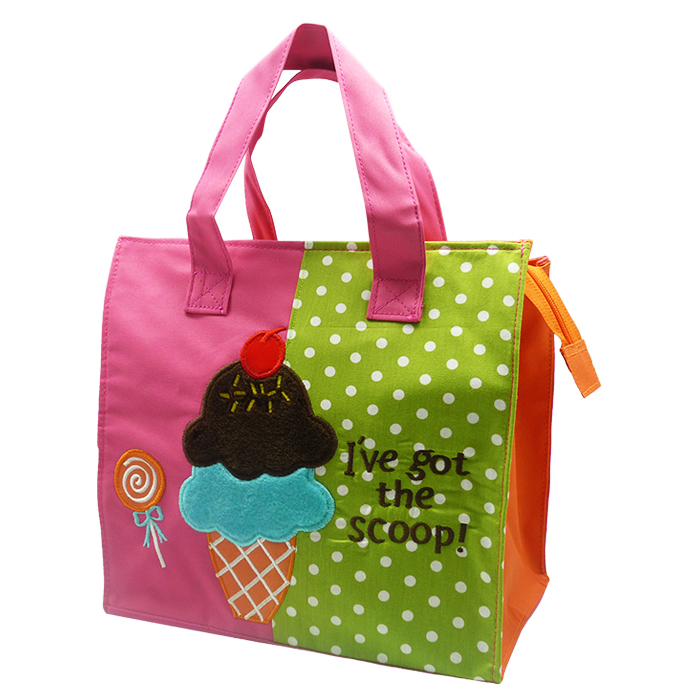 Kennedy Tote Bag – Ice Cream
