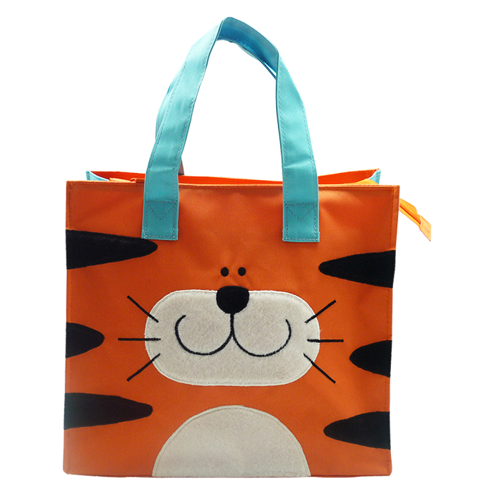 Kennedy Tote Bag – Jungle Tiger