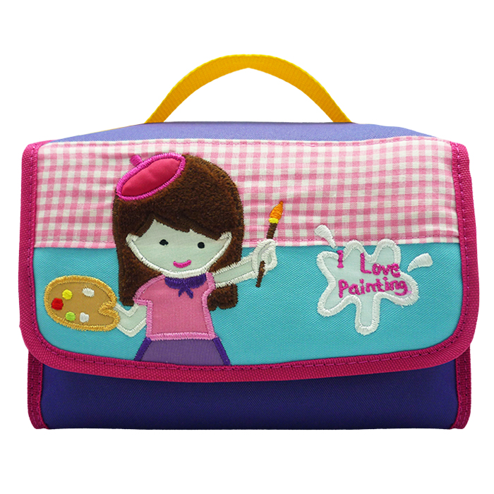 Art Bag Maggie Artist Girl