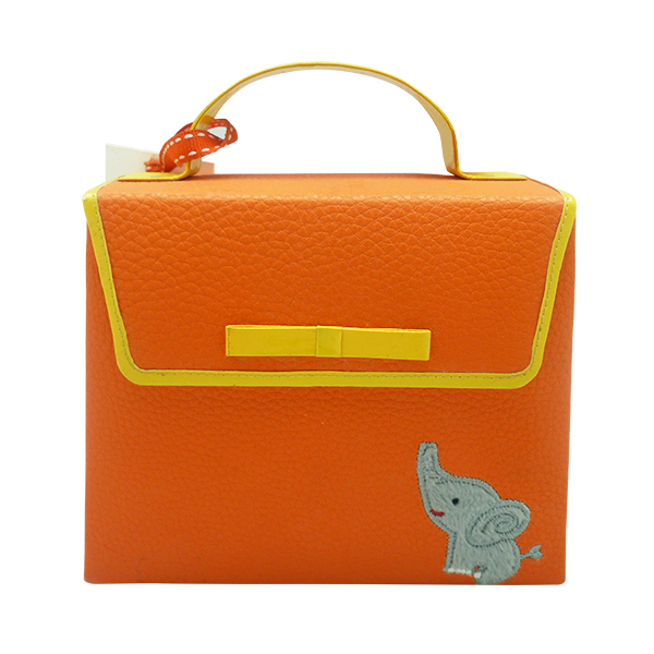 Hand Bag Mini Kelly Elephant