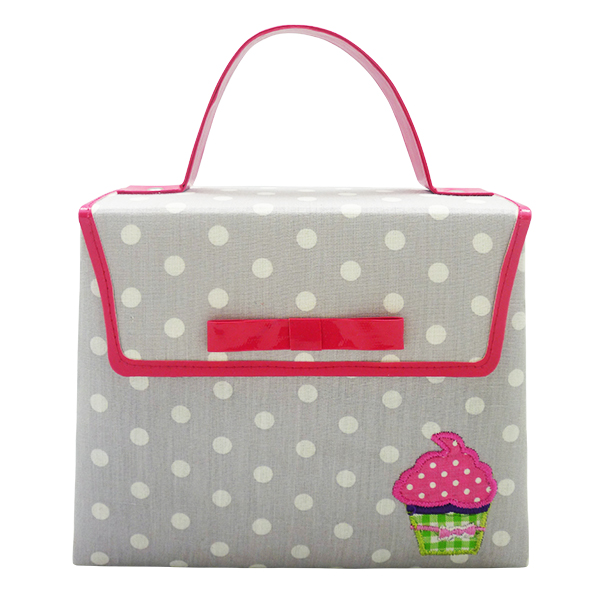 Hand Bag Mini Kelly Cupcake