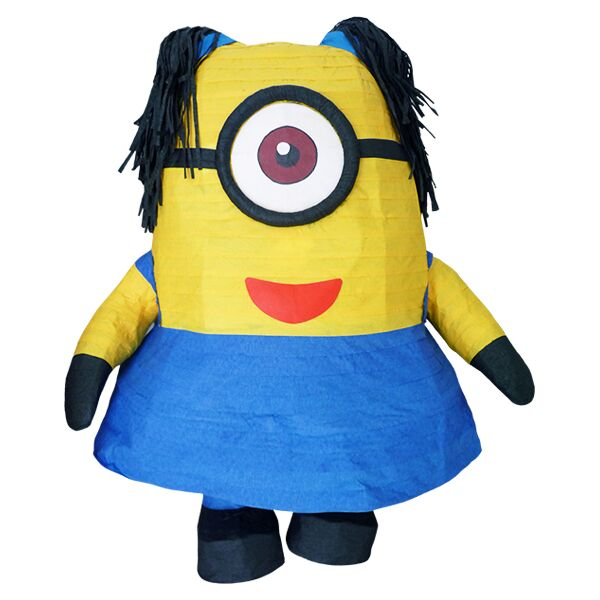 Pinata Minion Girl