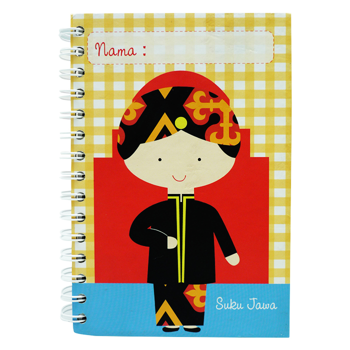 Notebook Java Boy