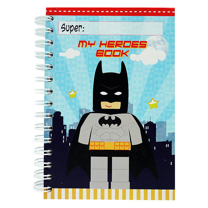 Notebook Batman