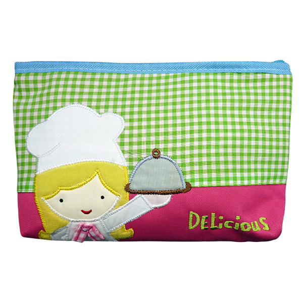 Pencil Pouch PP Original Chef Girl