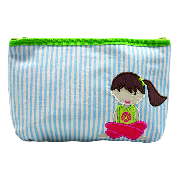 Pencil Pouch PP Original Sleepover Blue