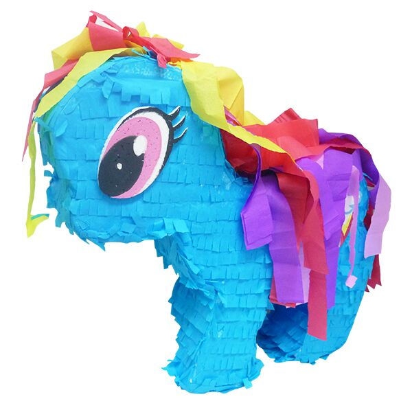 Pinata Rainbow Dash Blue