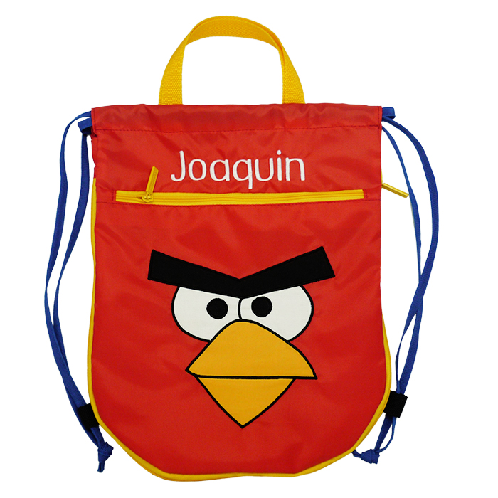 Swimming Bag Angry Bird