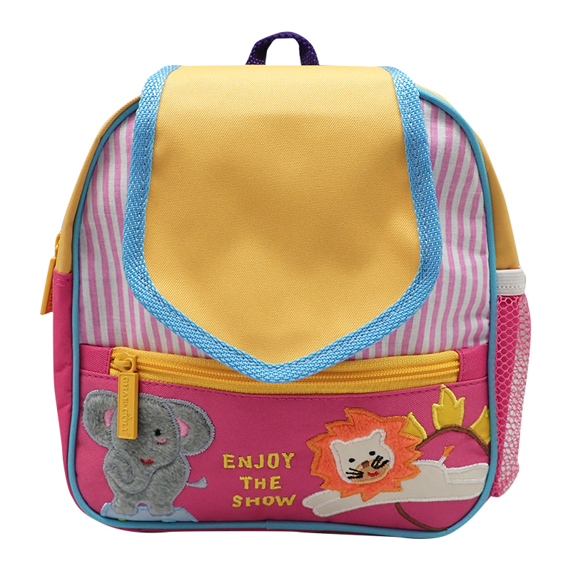 Tiny Totes Backpack Circus