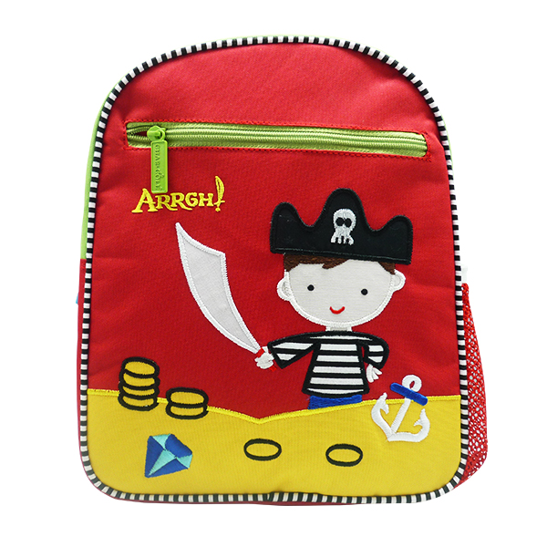 Toddler Small Backpack Captain Kidd
