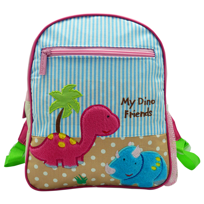 Toddler Small Backpack Dino Girl