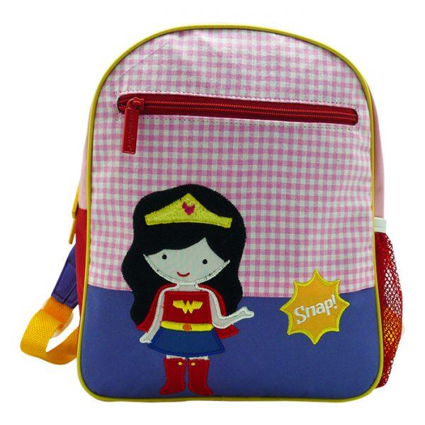 Jual Tas Sekolah Anak Perempuan Wonder Woman