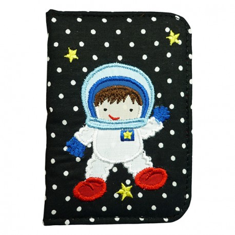 Passport Cover Astronaut