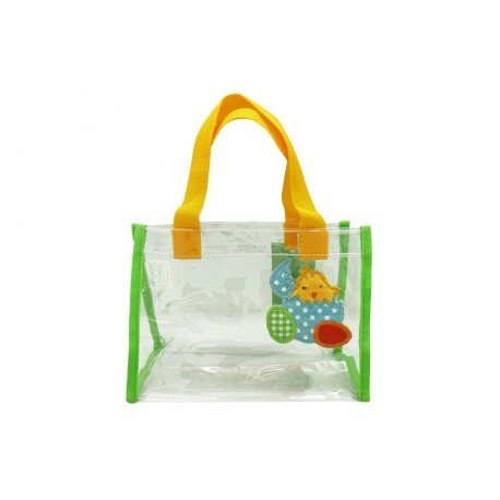 Tote Bag Clear Mica Just Hatched
