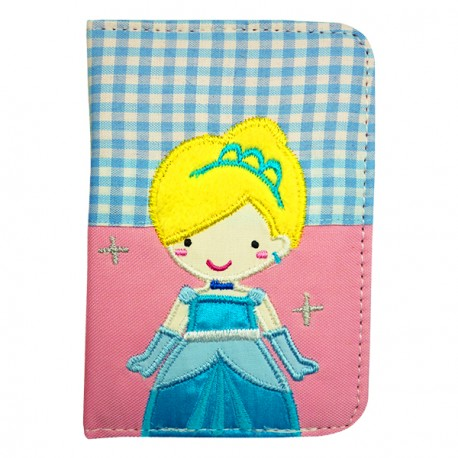 Passport Cover Cinderella