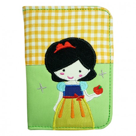 Passport Cover Snow White