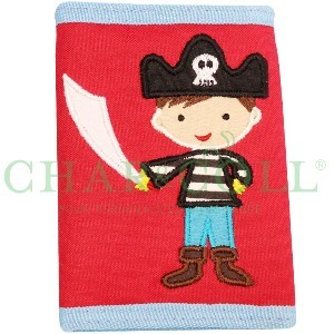 Kids Wallet Captain Kidd