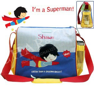 Calista Baby Diaper Bag - Super boy