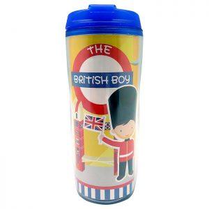 Botol Minum Tumbler - British Boy