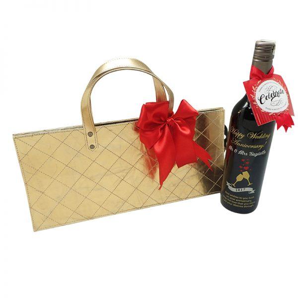 Packaging Wine