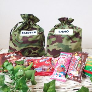 Tas Serut Army Goody Bag