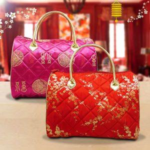 Chinese New Year Hand Bag Cheongsam | Chinese New Year Gift Ideas