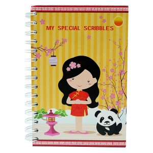 Chinese New Year Notebook Custom Amelia | Chinese New Year Gifts