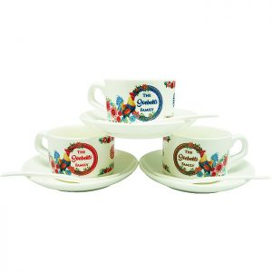 Tea Cup Custom Chinese New Year Collection