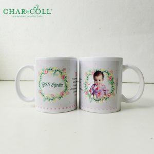 Jual Gelas Mug Custom Foto Bayi