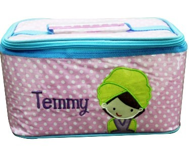 Cosmetic Bag Dorothy Pink Spa