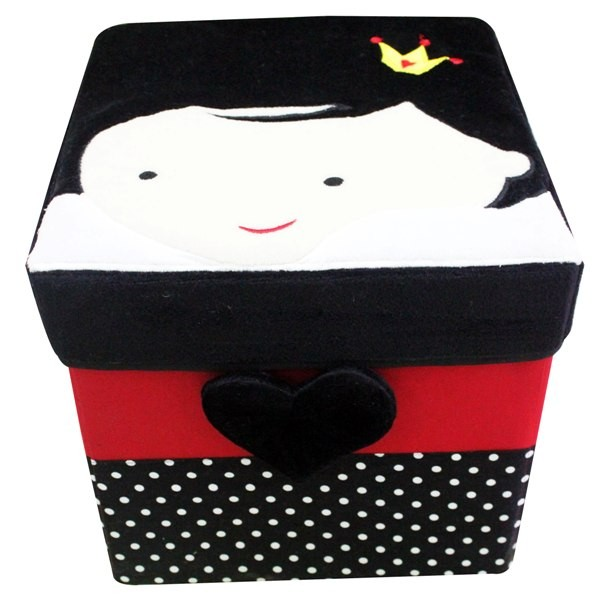 Stool Box – Queen Alice In Wonderland