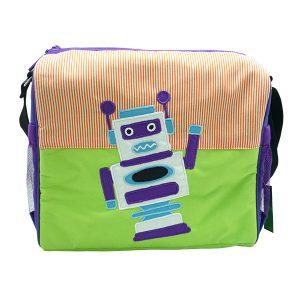 Calista Baby Diaper Bag Robot 1