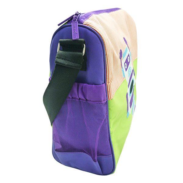Calista Baby Diaper Bag Robot