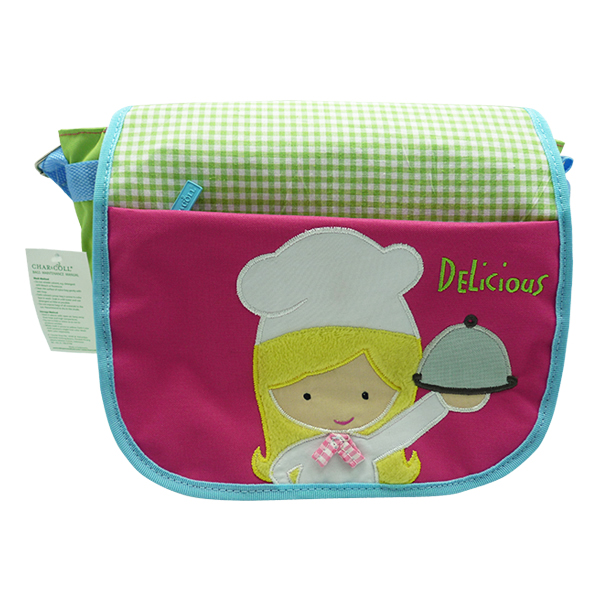 Messenger Sling Bag – Little Master Chef Girl