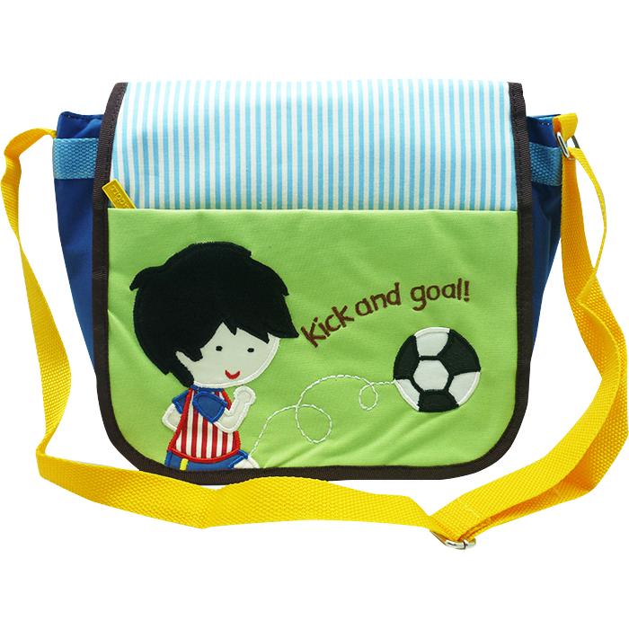 Messenger Sling Bag – Soccer