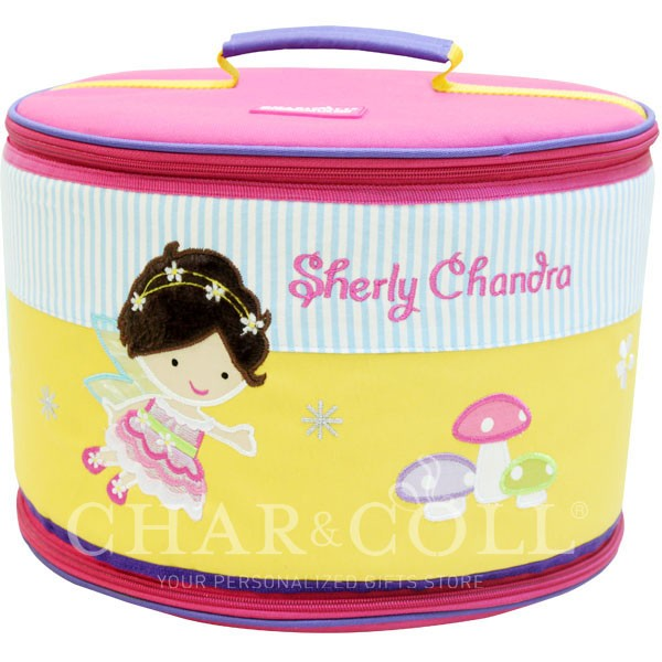 Round Storage Box – Brunette Fairy