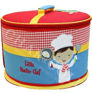 Round Storage Box – Chef Boy