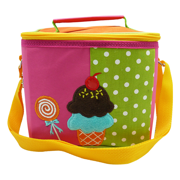 Square Lunch Bag – Ice Cream