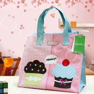 Kennedy Tote Bag – Cupcakes