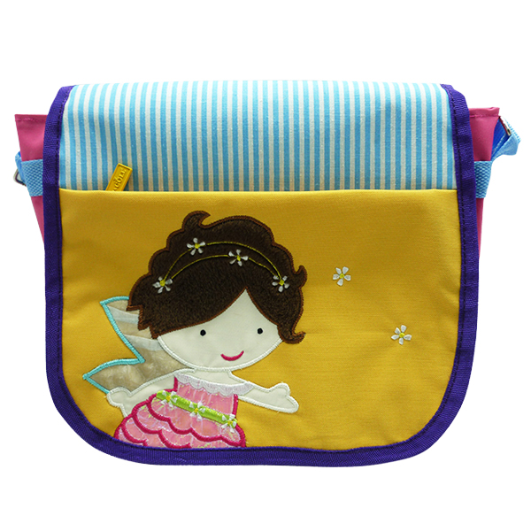 Messenger Sling Bag – Brunette Fairy