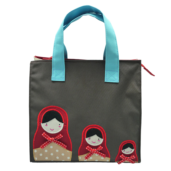 Kennedy Tote Bag – Matryoshka Brown