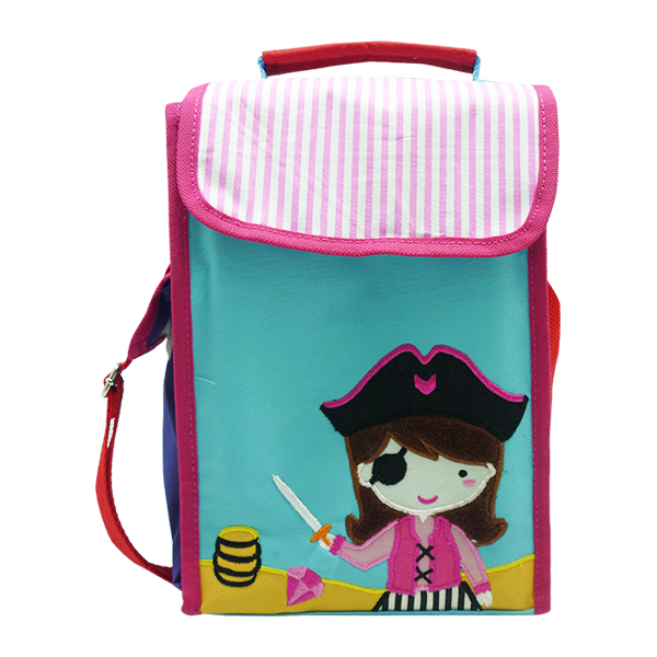 Collin Lunch Bag – Pirate Girl